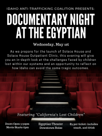 Documentary Night at the Egyptian
