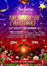 The Musettes present The Magic of Christmas