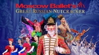 Moscow Ballet's the Great Russian Nutcracker
