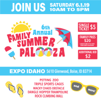 Family Summer Palooza