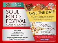 Boise Soul Food Festival