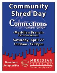 Community Shred Day!