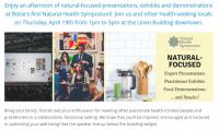 Natural Health Symposium