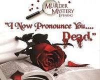 Love can be murder-Murder Mystery Dinner Show