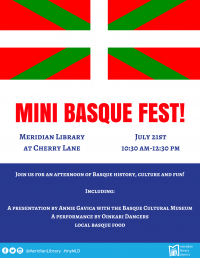 Mini Basque Festival