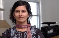 A poetry reading with Bhanu Kapil