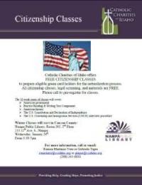 FREE Citizenship Classes