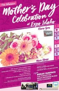 Mother's Day Celebration at Expo Idaho