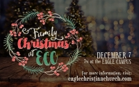 Family Christmas at ECC
