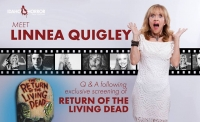 IHFF Welcomes Linnea Quigley!