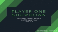 Player One Showdown