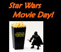 Star Wars Movie Day