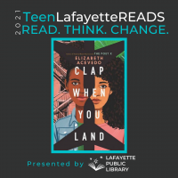 LafayetteREADS Teen Discussion