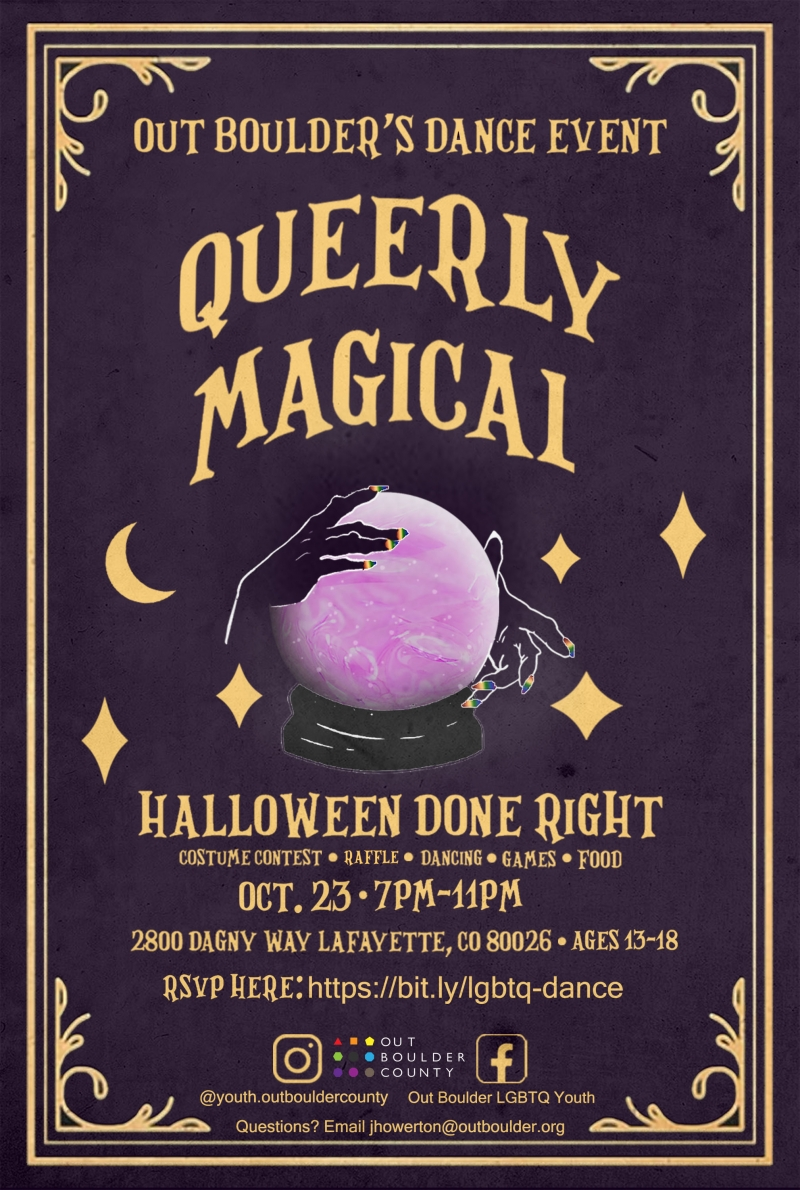 Queerly Magical: LGBTQ Youth Dance