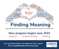 Finding Meaning Grief Group