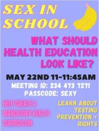 Sex in School: What should health education look like?