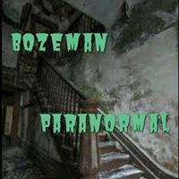 Paranormal Talk & Trivia