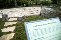 Labyrinth Guided Walks at the Library