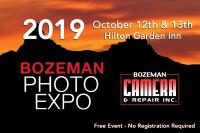 2019 Bozeman Photo Expo