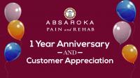 Absaroka 1 Yr. Anniversary & Customer Appreciation