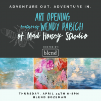 Art Opening feat. Wendy Pabich