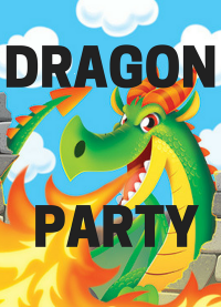 Dragon Party at the Library!