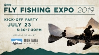 Fly Fishing Expo Kick-Off Party