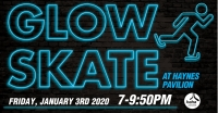 New Year's Glow Skate
