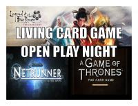 LCG Open Play Nights