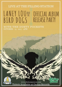 Laney Lou and The Bird Dogs with The Dusty Pockets
