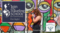 Community Pint Night with The Traveling School