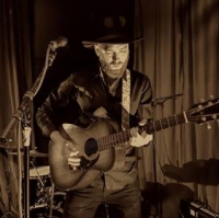 Norman Baker at Burn Box at Rialto Theatre