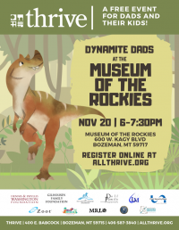 Dynamite Dads: Museum of the Rockies