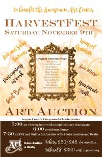 HarvestFest Art Auction
