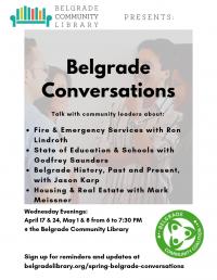 Belgrade Conversations