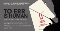 FREE Film: To Err Is Human – A Patient Safety Doc