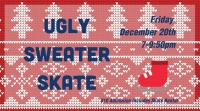 Ugly Sweater Skate