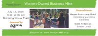 Women-Owned Business Hike