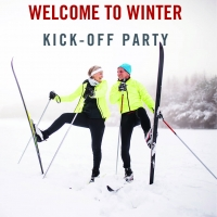 Winter Kick-Off Party for Community Nordic Trails