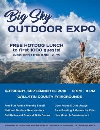 Big Sky Outdoor Expo