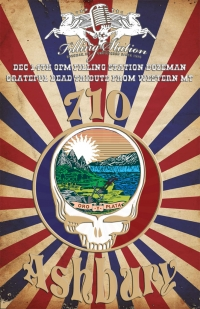 710 Ashbury plays tribute to the Grateful Dead