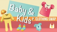 Baby and Kids Free Clothing Swap