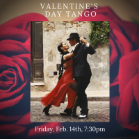 Valentine's Day Tango Dance