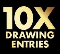 10X Drawing Entries