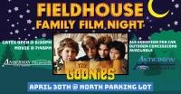 Fieldhouse Family Film Night