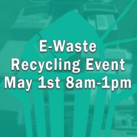 Residential household electronic waste event