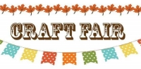 Craft Fair & Cookie Sale