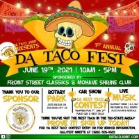 1st Annual - Da Taco Fest