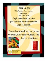 Teen Legos