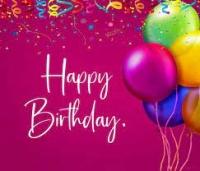Birthday Month Celebration